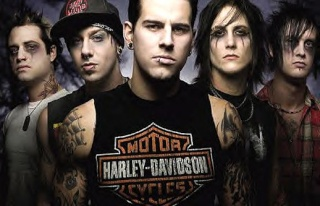 Avenged Sevenfold Avenge11