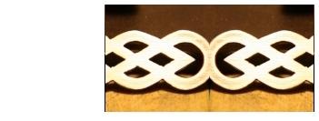 Ma seconde réalisation, bracelet entrelac celtique Bague_10