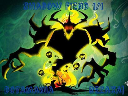 Torneo Shadow Fiend 1-1 #2 Aki10