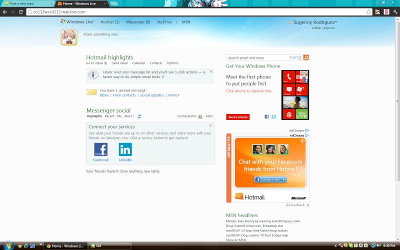 MSN HELP Screen10