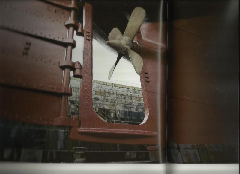 Il mio primo cantiere navale, Amerigo Vespucci, scala 1/100 DeA - Pagina 2 Timone10