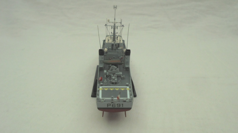 Patrouilleur La Tapageuse 1/400e L'Arsenal Dsc05632