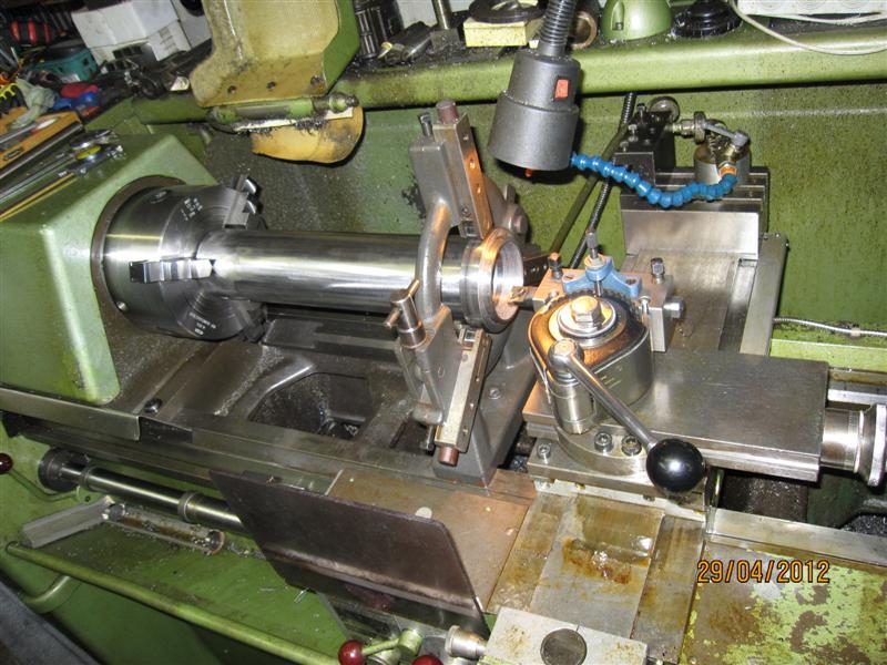 Presse hydraulique d'atelier motorisée Img_2911