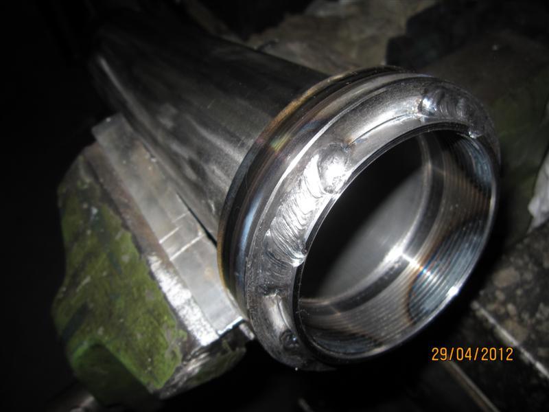 Presse hydraulique d'atelier motorisée Img_2919