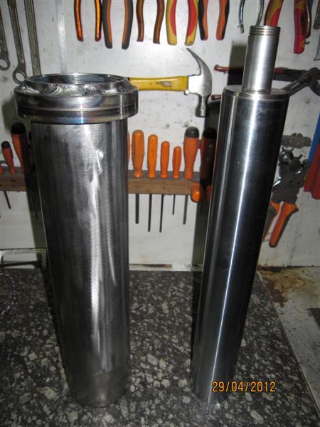 Presse hydraulique d'atelier motorisée Img_2923