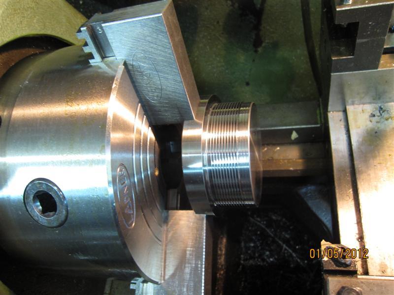 Presse hydraulique d'atelier motorisée Img_2929