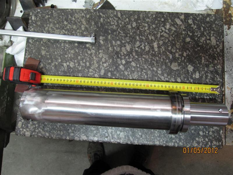 Presse hydraulique d'atelier motorisée Img_2932