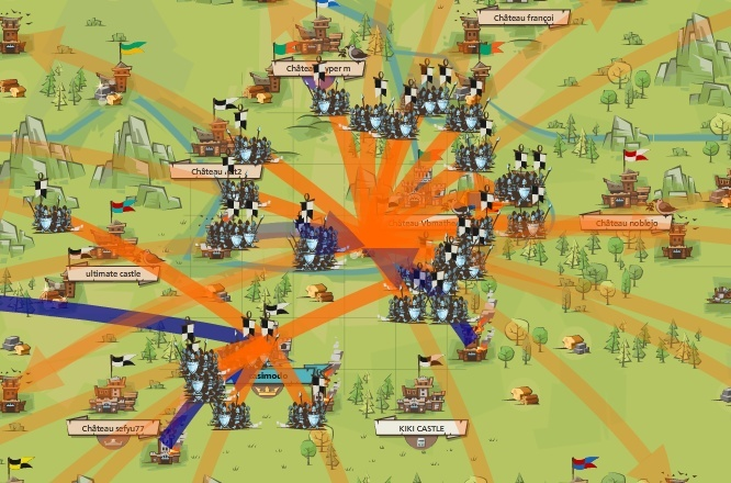 attaque de fiéffés coquins Akatsu11