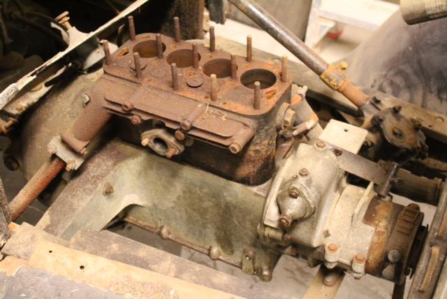 Une photo du moteur Mvs5hp13