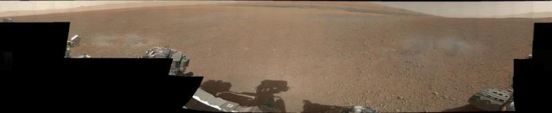 NASA's Curiosity Mars Rover Curios10