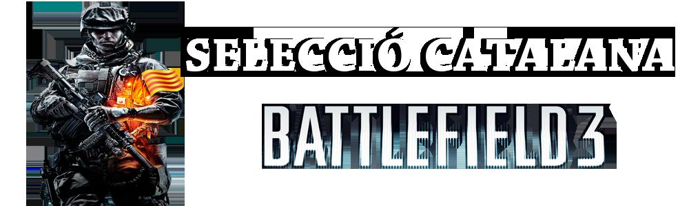 Selecció Catalana Battlefield 3 for PS3