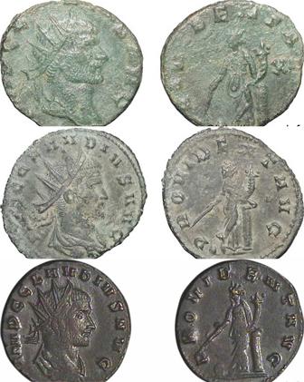 Antoninien de Claude II (RIC 91) Claude10