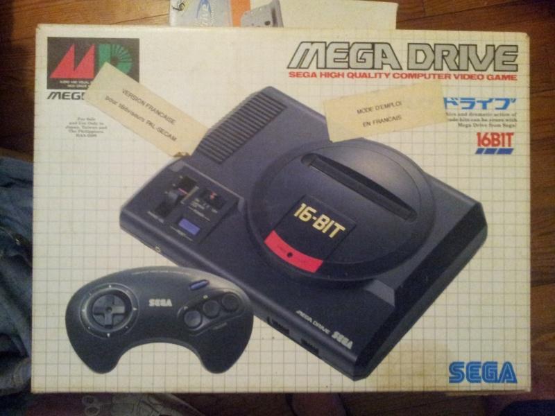 Réparer une Mega Drive Jap switchée en 50Hz (Jumpers perçés) 20120821