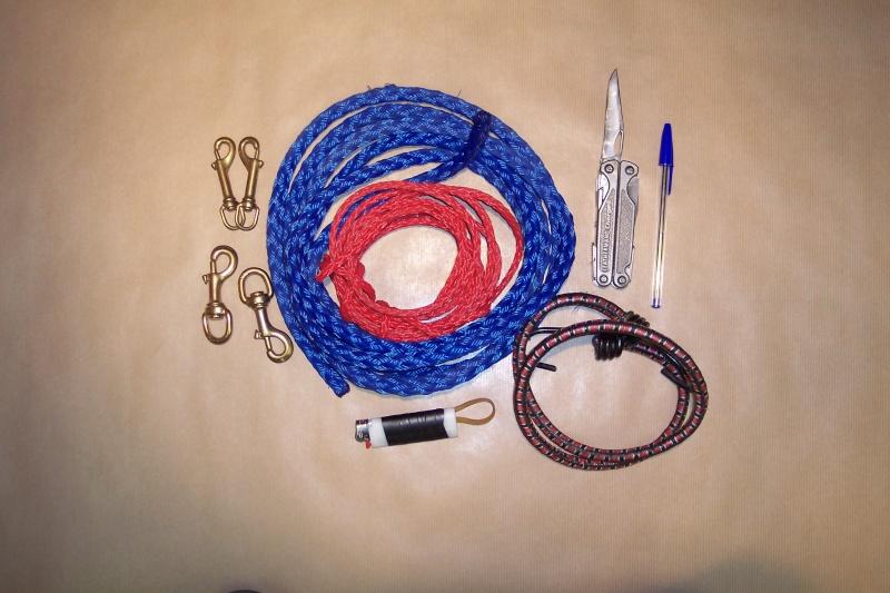 [TUTO] Réalisation d'une ligne de trait en corde creuse. 111