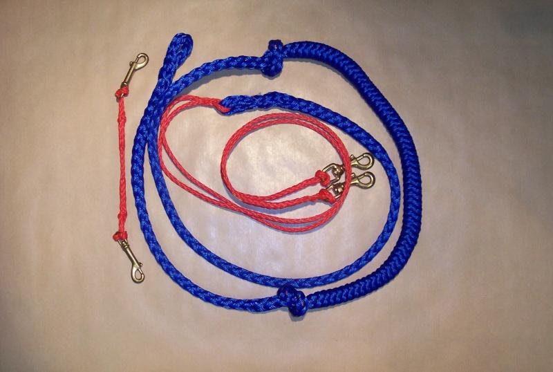 [TUTO] Réalisation d'une ligne de trait en corde creuse. 810