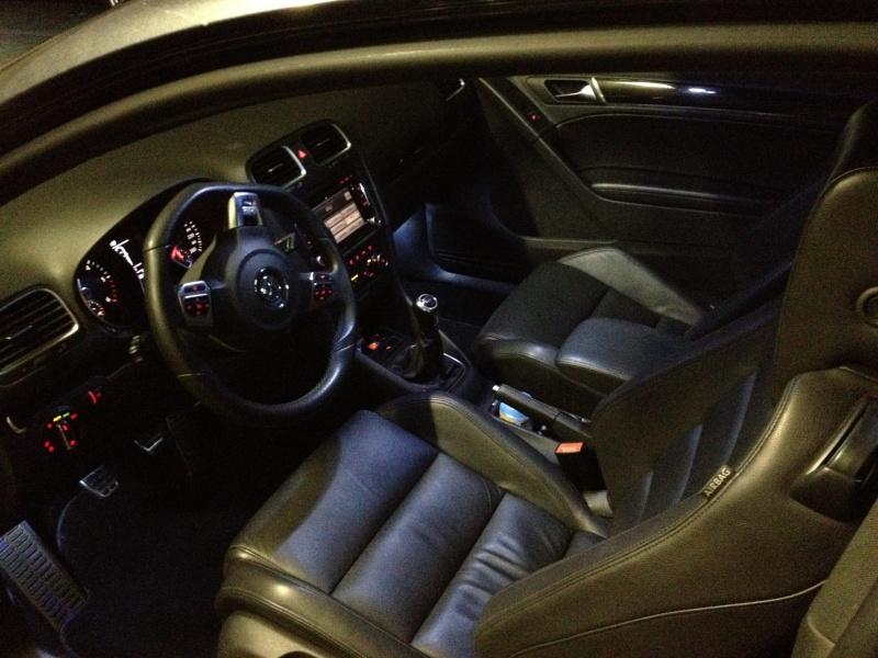 Ma Golf GTD 2010, trois portes, gris carbone...bi xenon, toe....caméra de recul Img_3016
