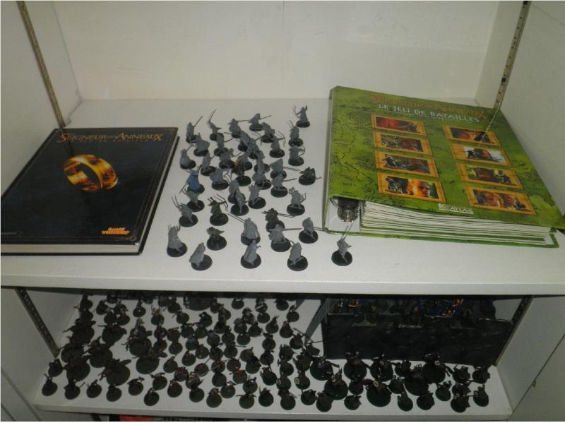 Je vends toute ma collection Le Seigneur des Anneaux P8071810