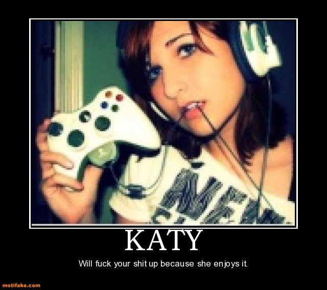 What We are.... Katy-k10