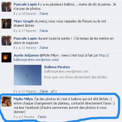 2012: le 28/07 à 21 h 40 - Lumière étrange dans le ciel  - CHAMBERY (73)  - Page 12 Facebo11