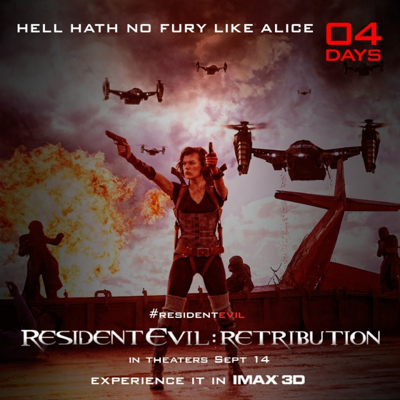 Résident Evil : Retribution 18334210