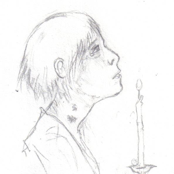 SetsukoNarita's Art Candle10