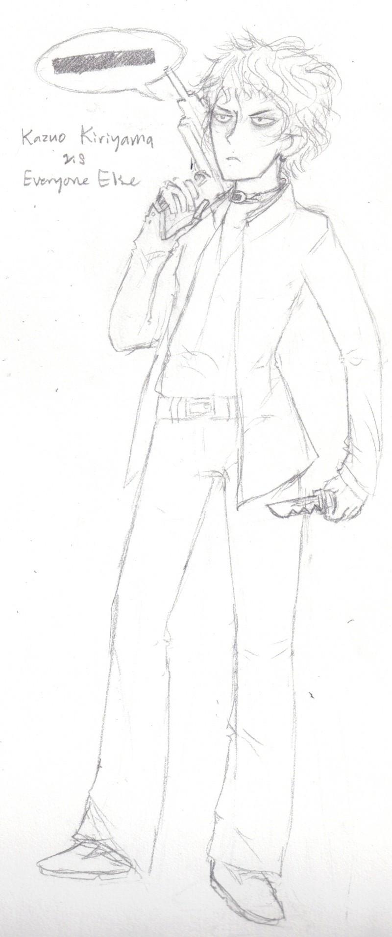 SetsukoNarita's Art Kazuok10