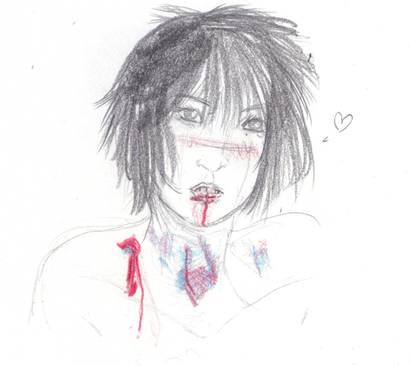 SetsukoNarita's Art Red_af10