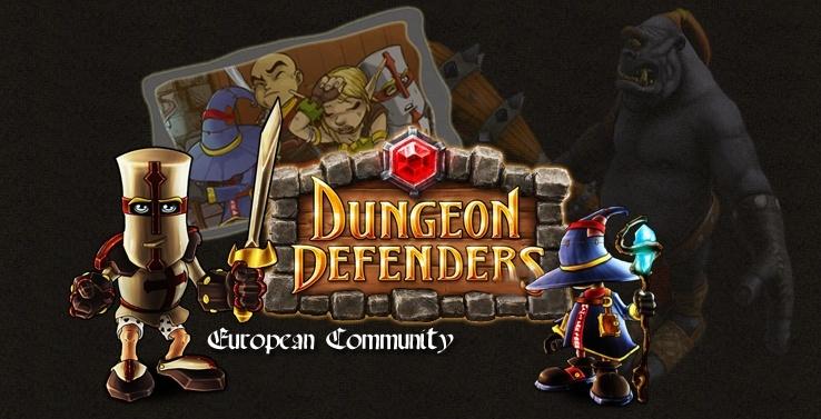European Dungeon Defenders Forum
