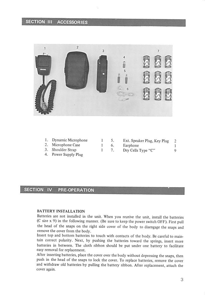 Icom IC-215 (Portable (Vintage) 0311