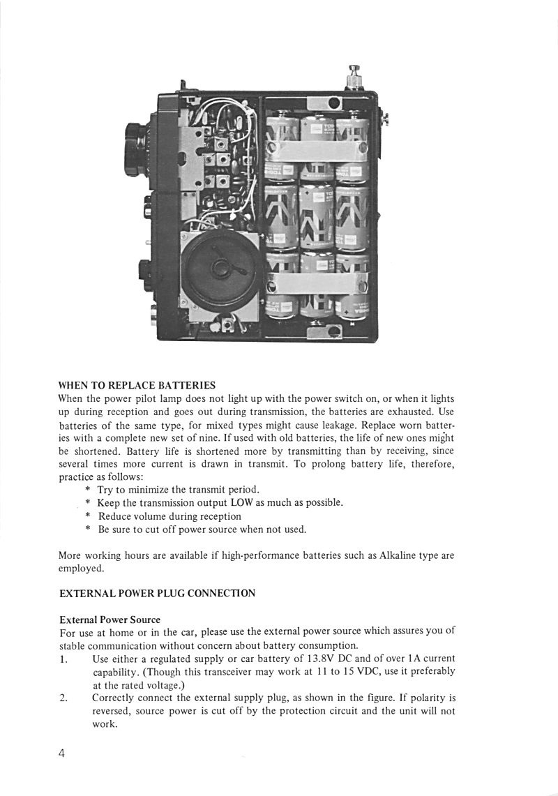 Icom IC-215 (Portable (Vintage) 0411