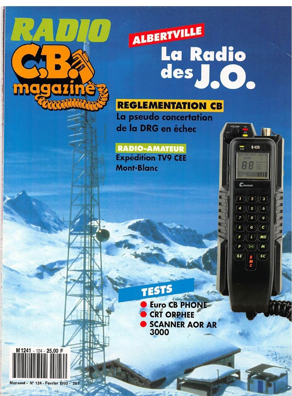 C.B. Magazine - Radio C.B. Magazine (Magazine (Fr.) - Page 12 12410