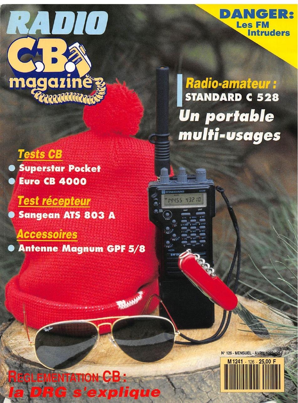 C.B. Magazine - Radio C.B. Magazine (Magazine (Fr.) - Page 12 12610