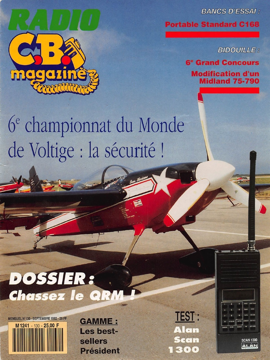 C.B. Magazine - Radio C.B. Magazine (Magazine (Fr.) - Page 12 13010