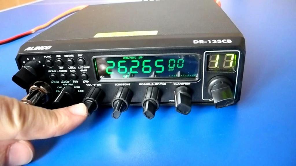 Alinco DR-135CB (Mobile) 14409110
