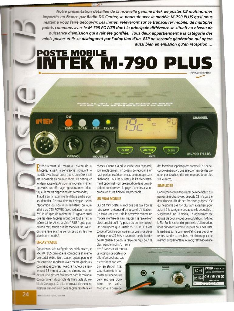Intek M-790 Plus (Mobile) 179-410