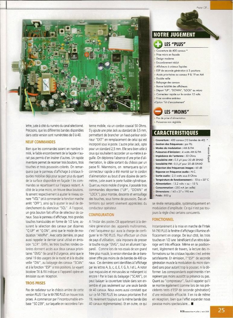 Intek M-790 Plus (Mobile) 179-510