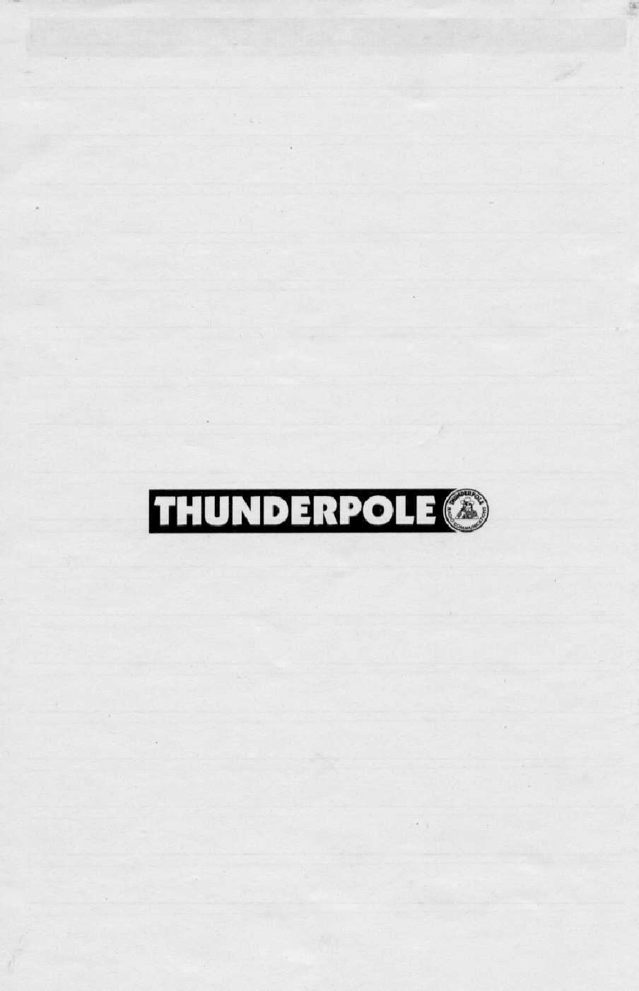 Thunderpole T-1000 (Routier) 18-9c510