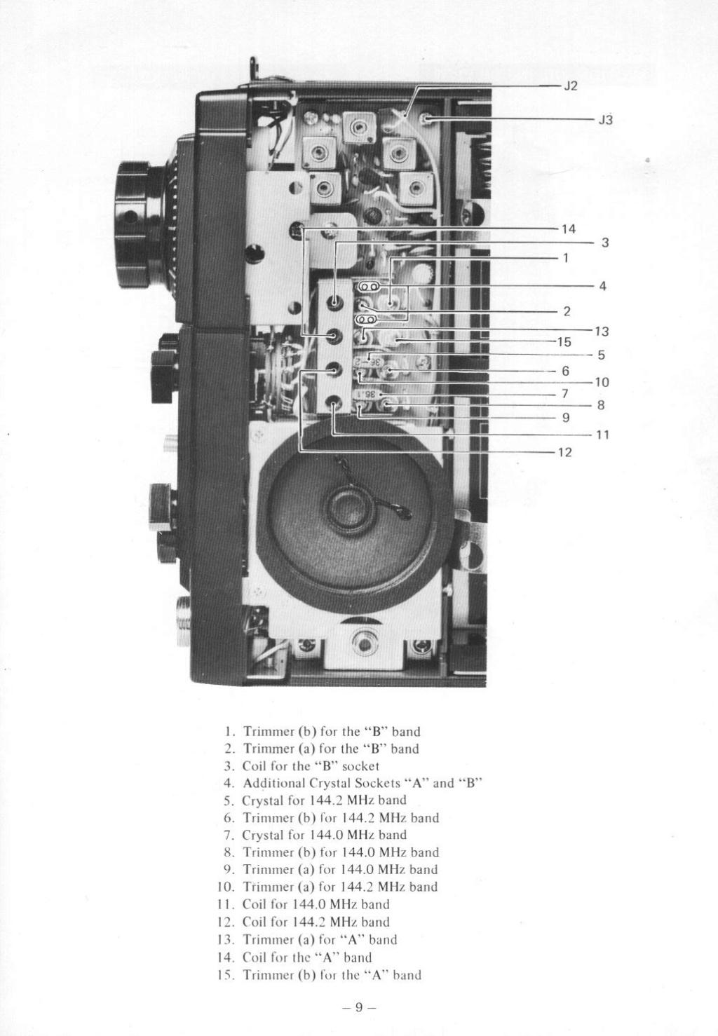 Icom IC-202E (Portable (Vintage) 202_m110