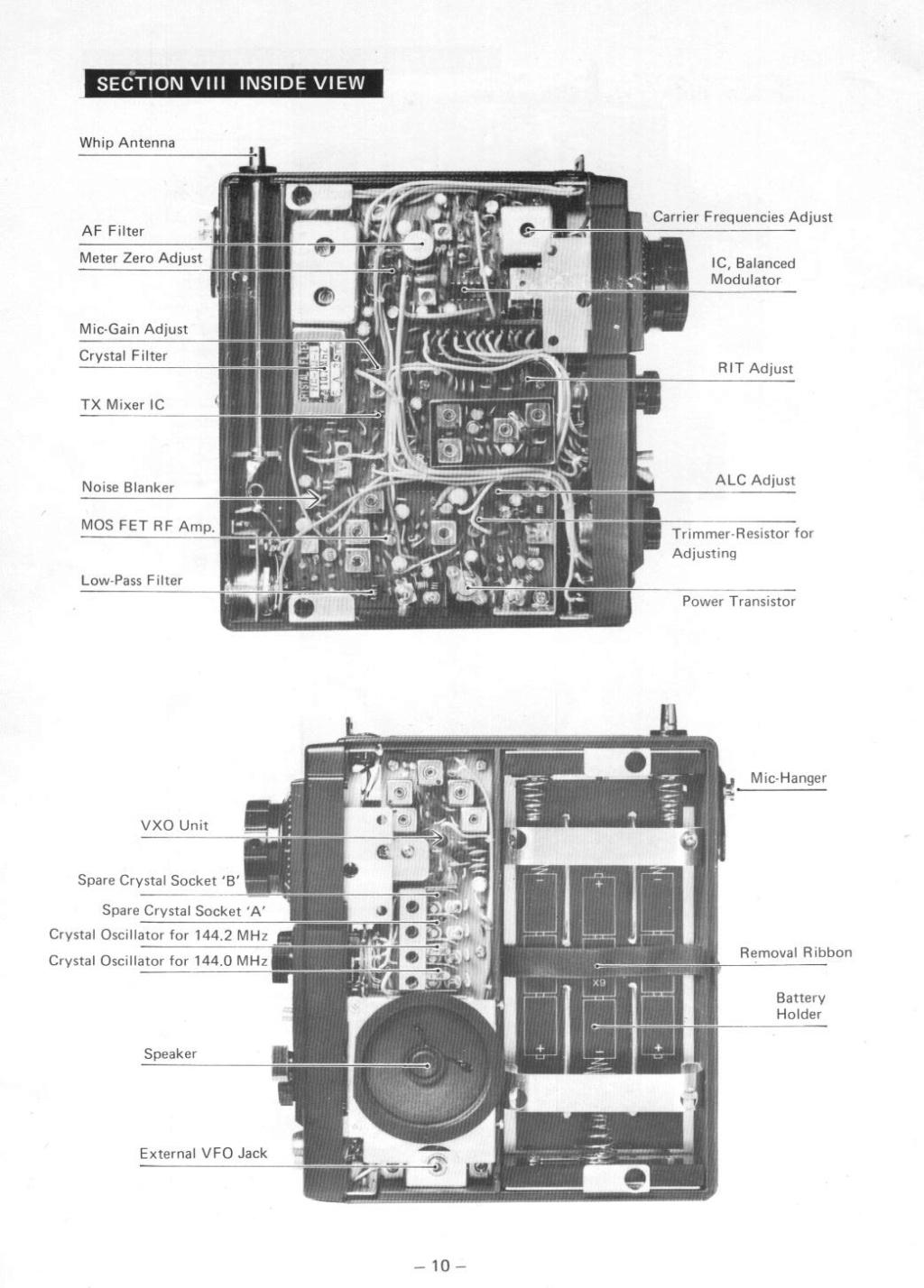 Icom IC-202E (Portable (Vintage) 202_m112