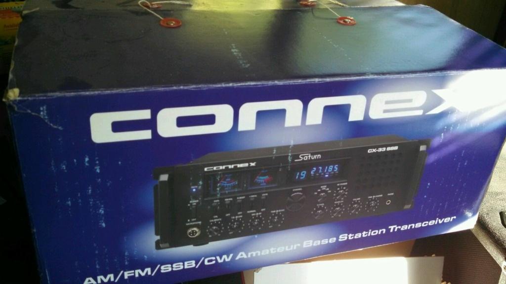 Connex Saturn CX-33-SSB (Base) _57110