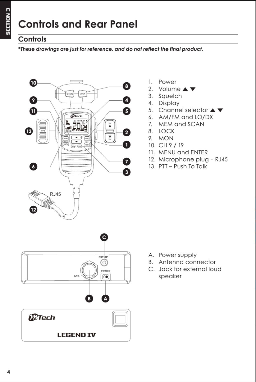 M-Tech Legend IV (Mike (Mobile) Capt1114