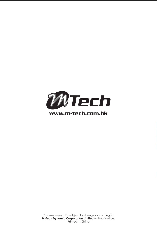 M-Tech Legend IV (Mike (Mobile) Capt1136