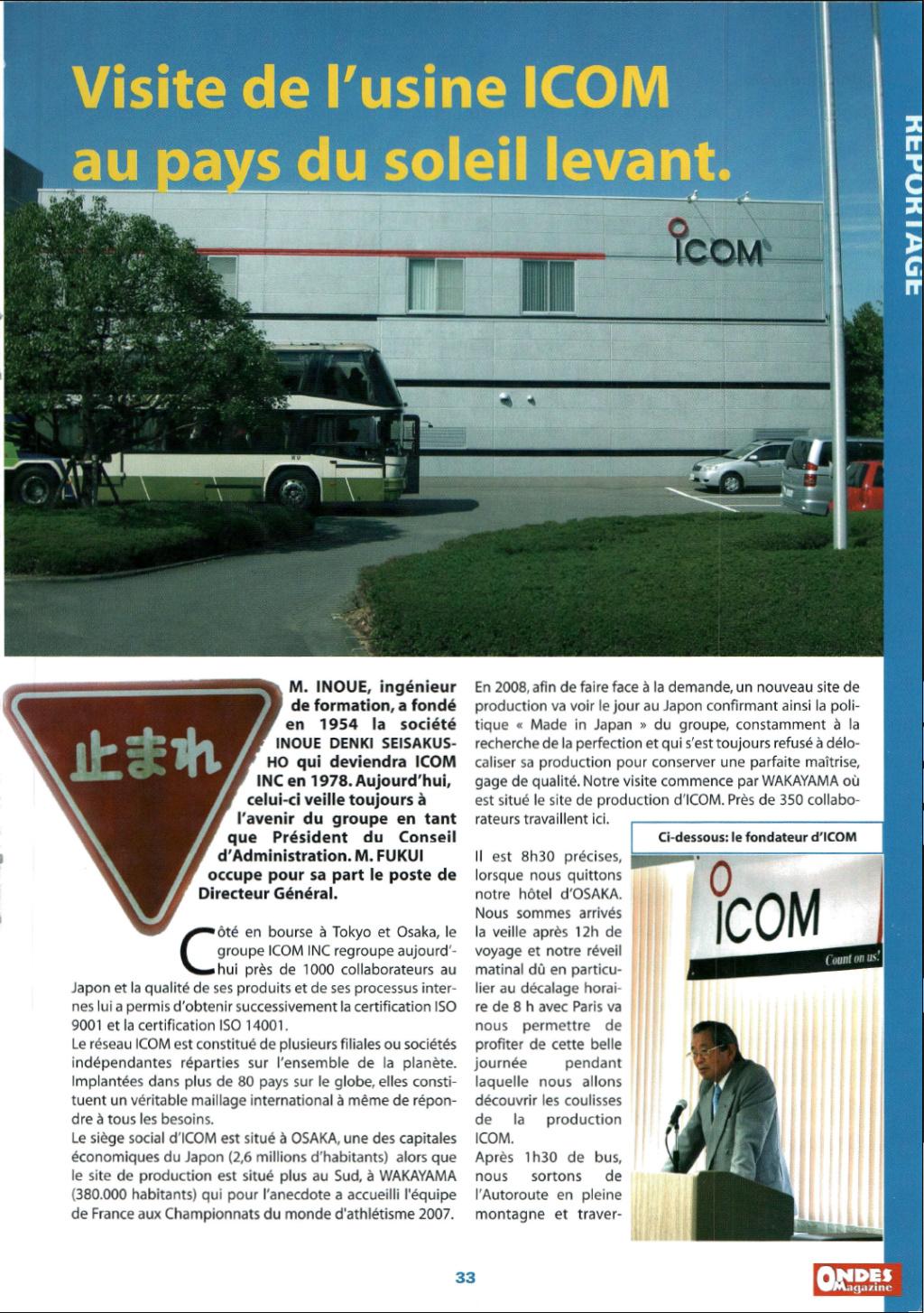 Icom (Japon) Captu141