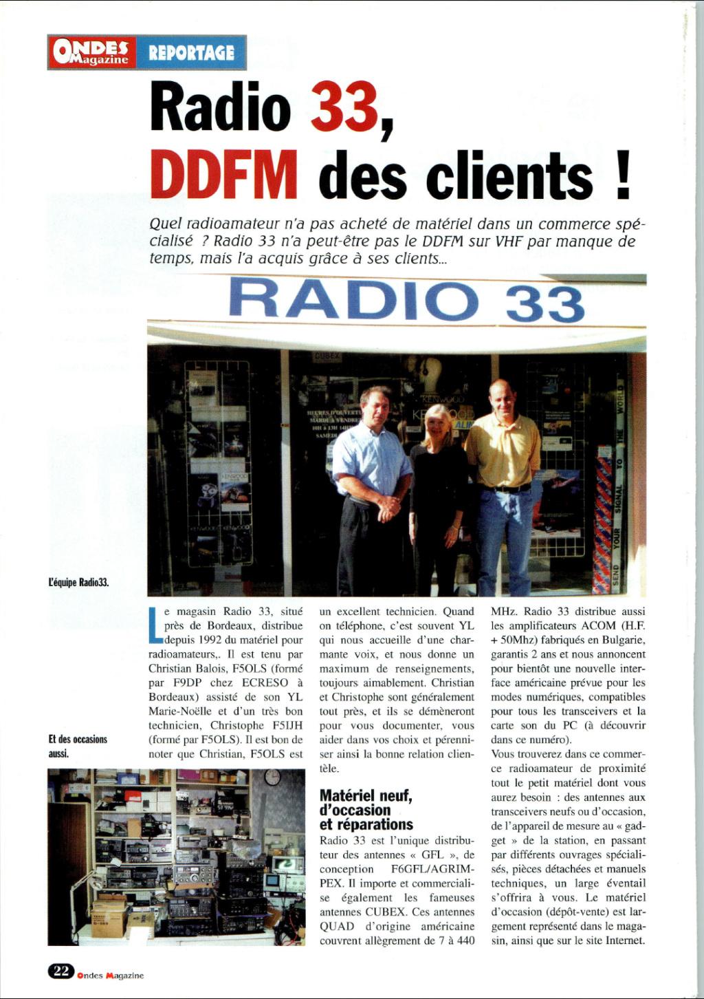 --> SAV-Radio33 - Service Après Vente Radio 33 (Sud-Ouest France) - Page 2 Captu168
