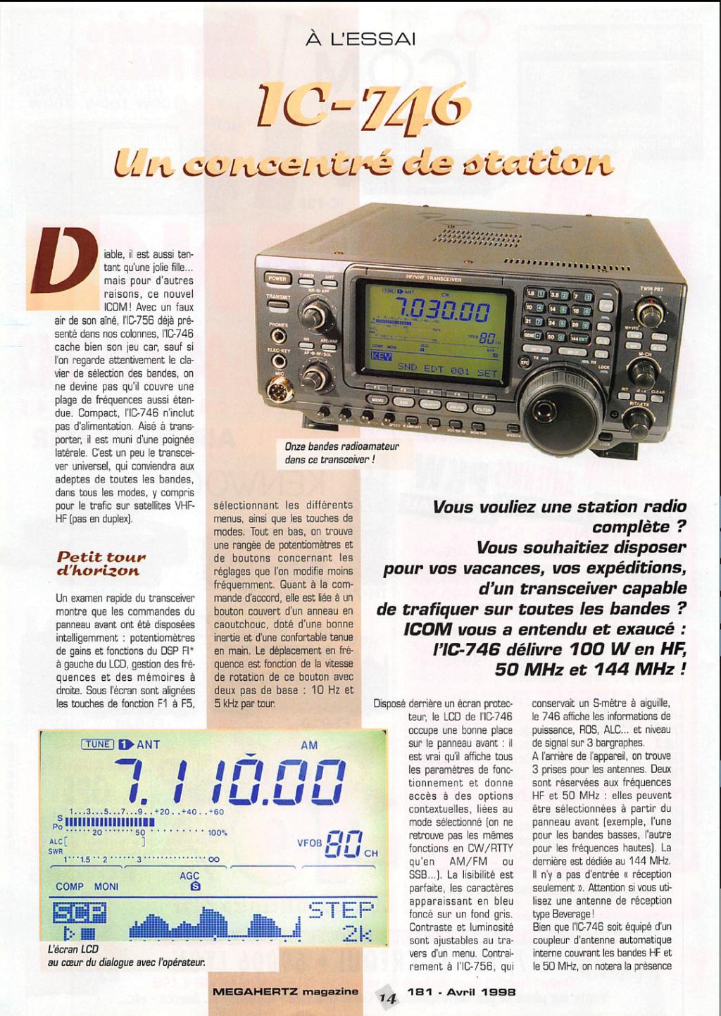 Icom IC-746 Captu190