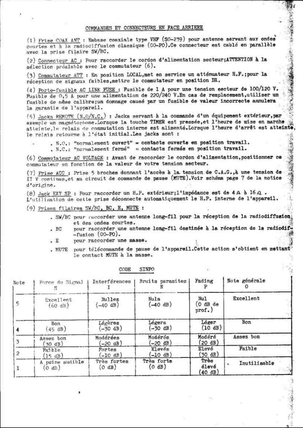 Yaesu FRG-7700 Captu207