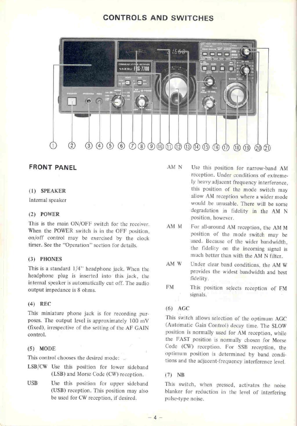 Yaesu FRG-7700 Captu214