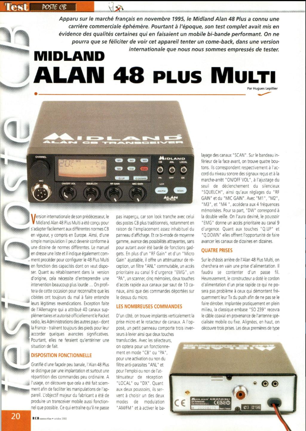 Midland Alan 48 plus Multi (Mobile) Captu269