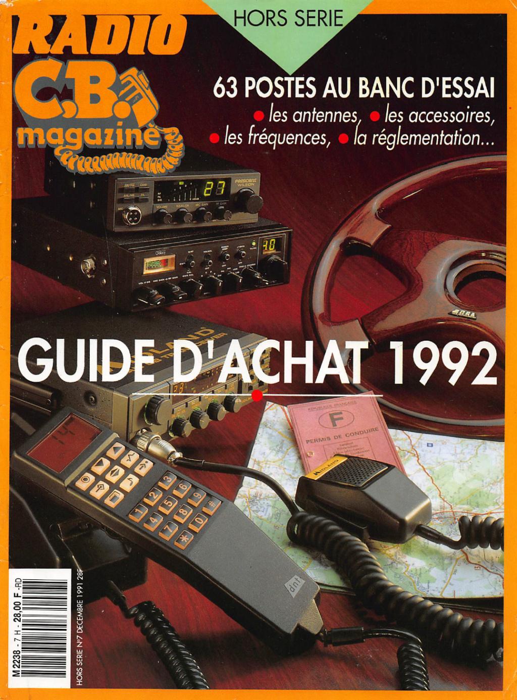 C.B. Magazine - Radio C.B. Magazine (Magazine (Fr.) - Page 11 Captu275