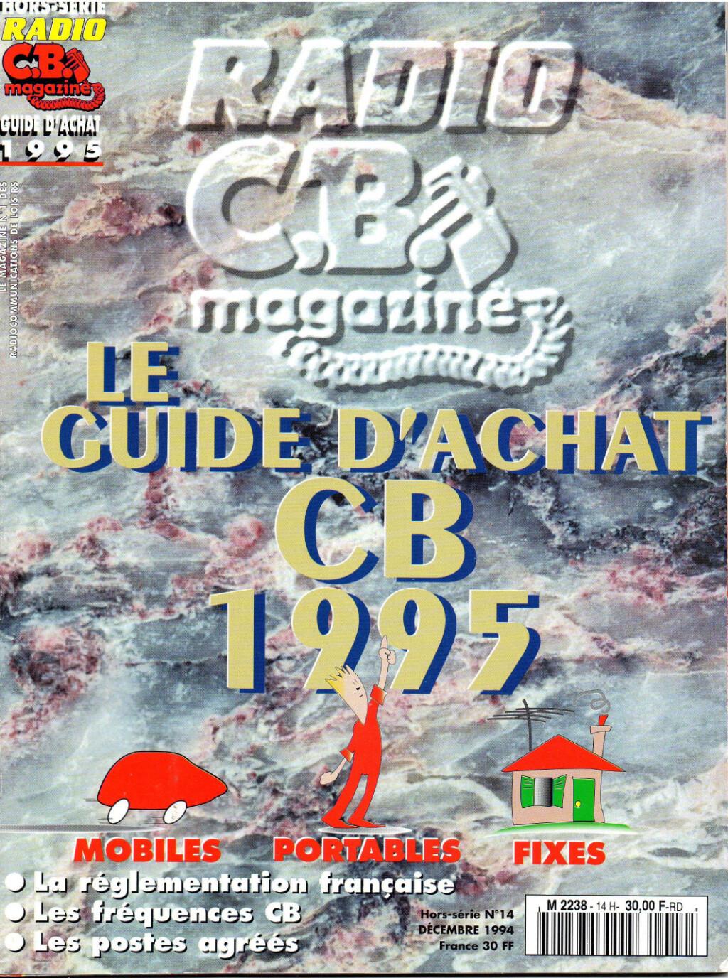 C.B. Magazine - Radio C.B. Magazine (Magazine (Fr.) - Page 11 Captu276